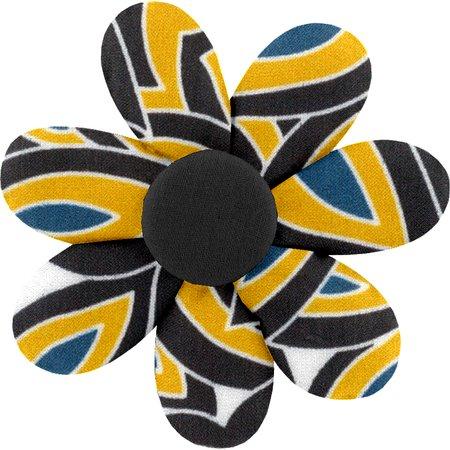 Fabrics flower hair clip 1000 leaves
