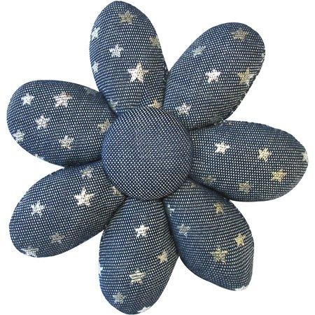 Pasador flor margarita  etoile argent jean
