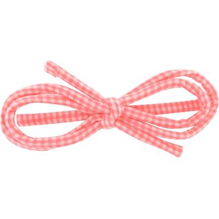 Barrette noeud arabesque vichy peps