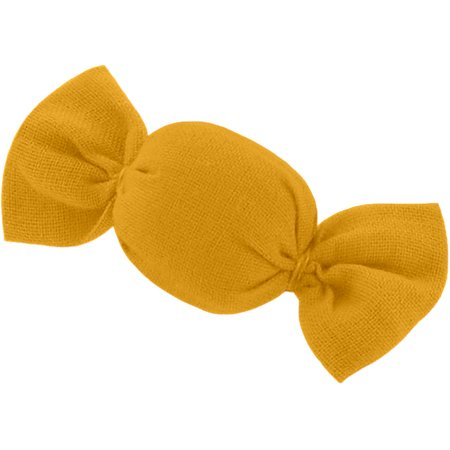 Mini sweet hairslide ochre