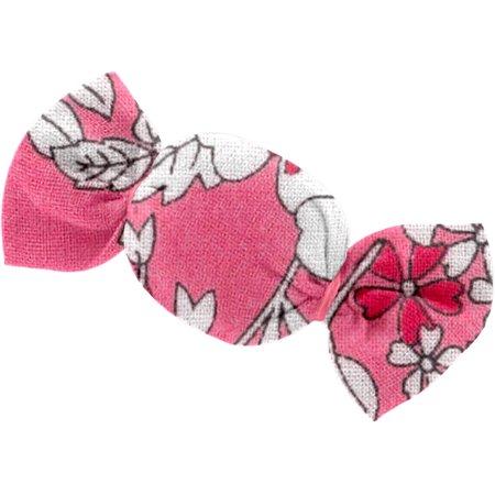 Mini sweet hairslide pink violette