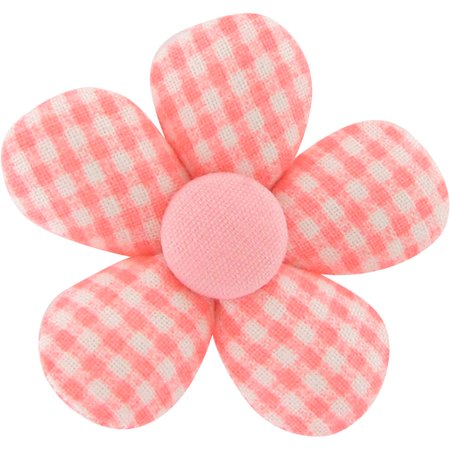 Mini flower hair slide vichy peps