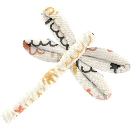 Dragonfly hair slide   copa-cabana