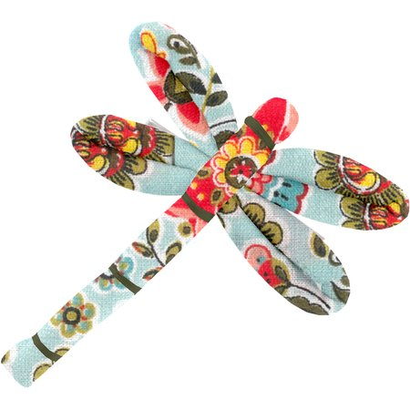 Dragonfly hair slide  corolla
