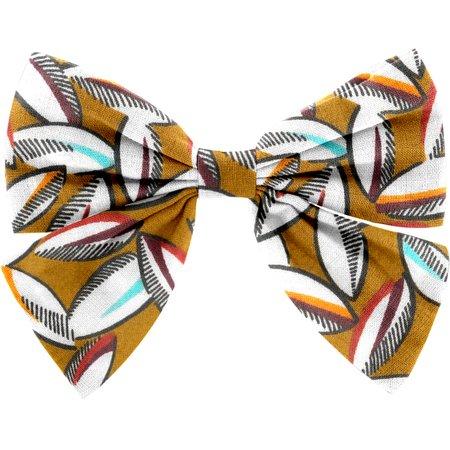Barrette noeud papillon cabosses