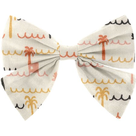 Barrette noeud papillon  copa-cabana