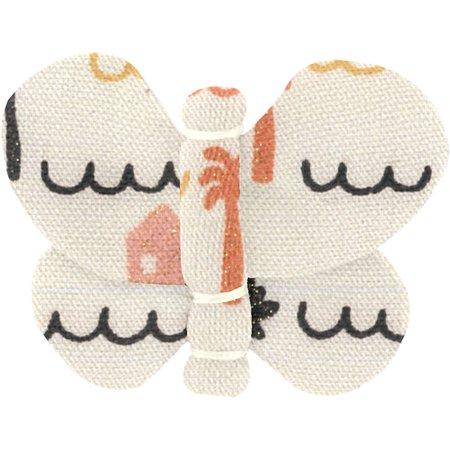 Butterfly hair clip   copa-cabana