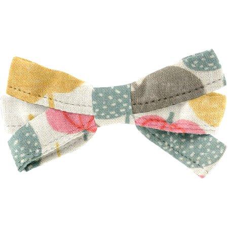 Ribbon bow hair slide summer sweetness