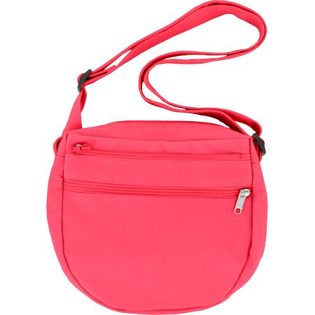 Base de mini bolso cruzado coral