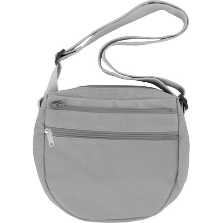 Base of small saddle bag grey