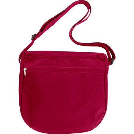 Base of saddle bag  burgundy