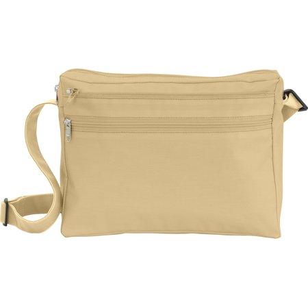 Base of satchel bag camel