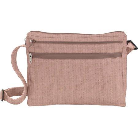 Base of satchel bag gold mokka
