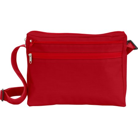Base sac besace carrée rouge