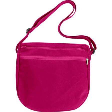 Base of saddle bag  fuschia