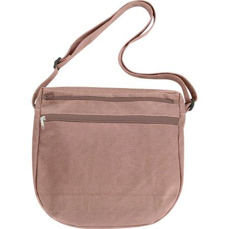 Base sac besace mokka or