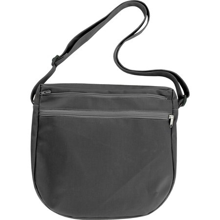 Base sac besace gris anthracite