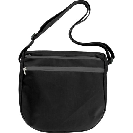Base of saddle bag  black