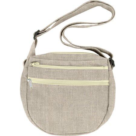 Base de mini bolso cruzado lin verso