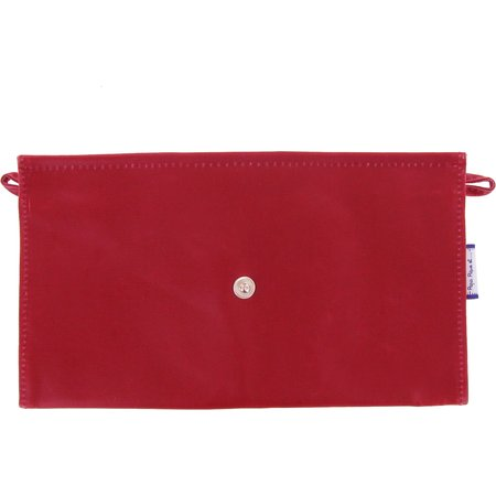 Compagnon portefeuille rouge