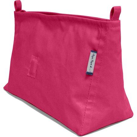 Base of shoulder bag fuschia