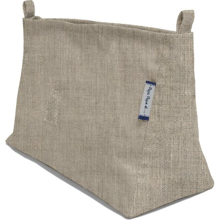 Base of shoulder bag linen