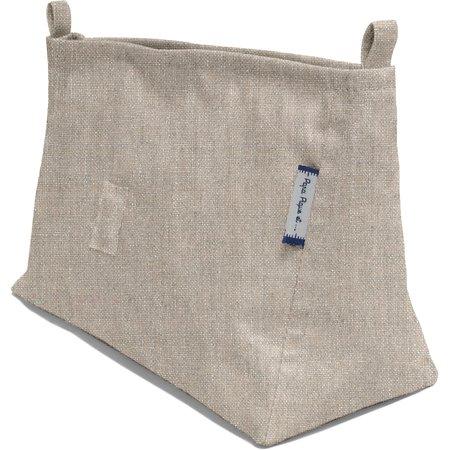 Base sac compagnon  lin argenté