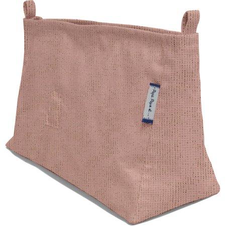 Base of shoulder bag mokka or