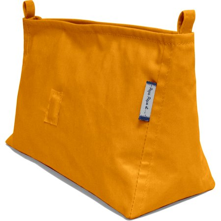 Base of shoulder bag mustard