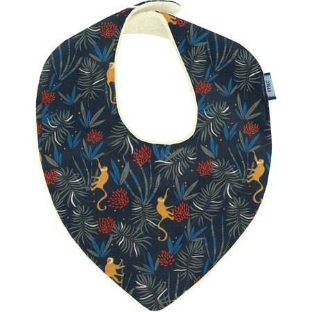 bandana bib jungle party
