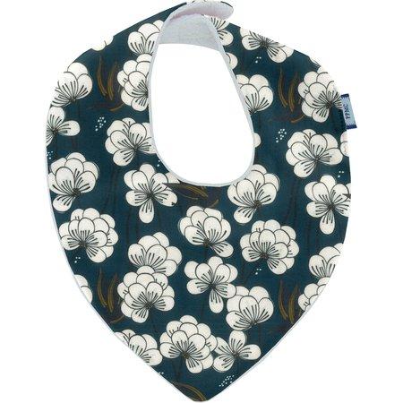 Bavoir bandana paradis bleu