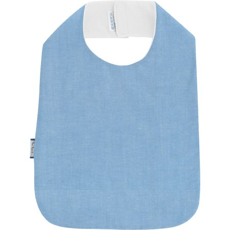 Bib - Child size oxford blue