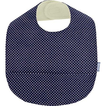 Coated fabric bib etoile or marine