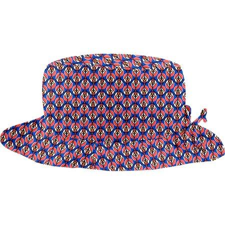 Chapeau pluie ajustable T2  bouton d'or