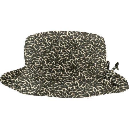 Chapeau pluie ajustable T2  feuillage