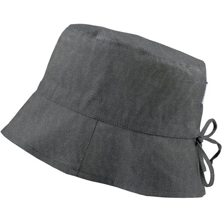 Chapeau de soleil ajustable T1 à T2 anthracite argent