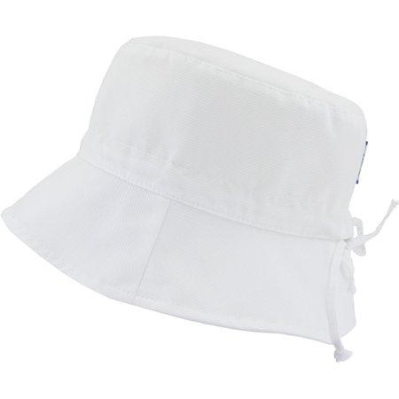 Chapeau de soleil ajustable T1 à T2 blanc