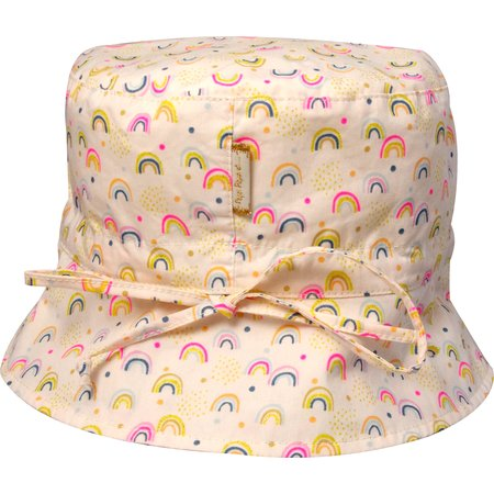 Sun hat adjustable-size T2 rainbow