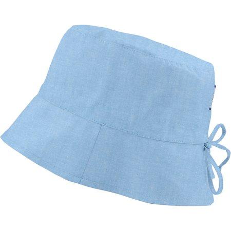 Sun hat adjustable-size T2 oxford blue