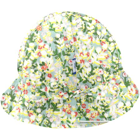 Sun Hat for baby menthol berry