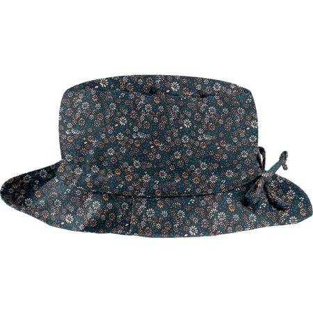 Rain hat adjustable-size 2  paquerette marine