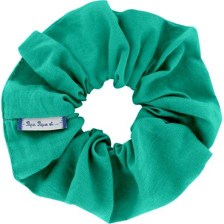 Scrunchie green laurel