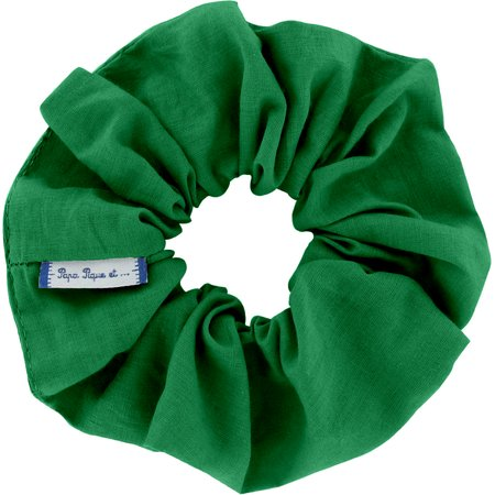 Chouchou vert vif