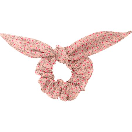 Coleteros con orejitas mini flor rosa