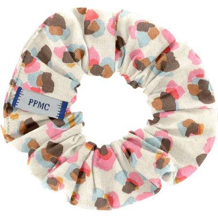Small scrunchie watercolor confetti