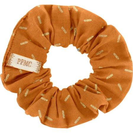 Petit Chouchou paille dorée caramel