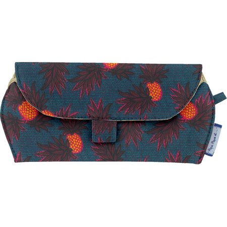 Glasses case pineapple party