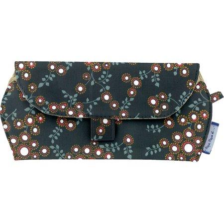 Glasses case fireflies