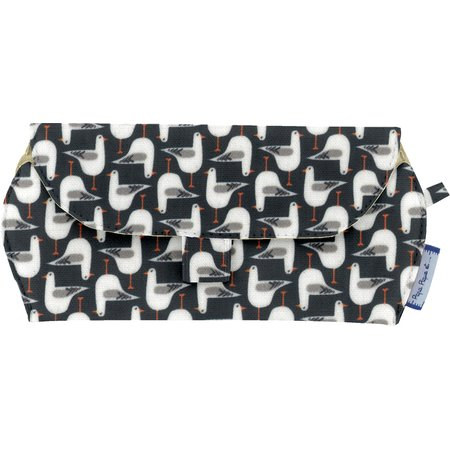 Glasses case black-headed gulls