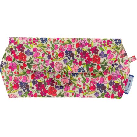 Glasses case purple meadow